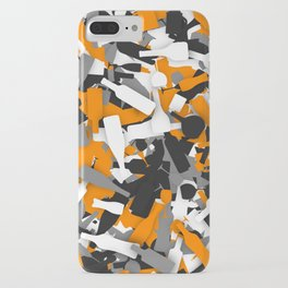 Urban alcohol camouflage iPhone Case