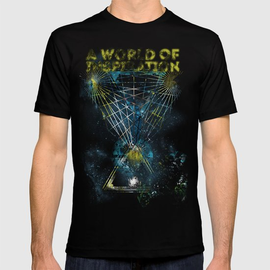 A World of Inspiration T-shirt