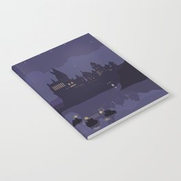 1st Year Arrivals Notebook
