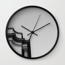 The Warsaw Opera Wall Clock