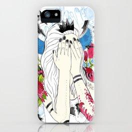 never hide iPhone Case
