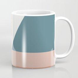 Cirque 03 Abstract Geometric Coffee Mug
