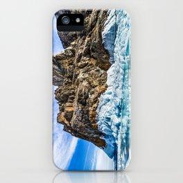 Sleeping dragon. Lake Baikal, island Olkhon iPhone Case