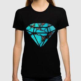 Macro Turquoise T-shirt