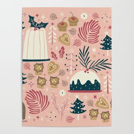 Holiday Delights Poster