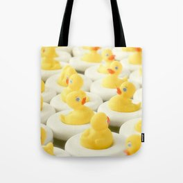 Rubber Ducky Time Tote Bag