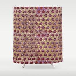Blomstereng (Flowerfield) Shower Curtain