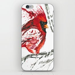 Cardinal Direction iPhone Skin