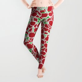 Cherry Leggings