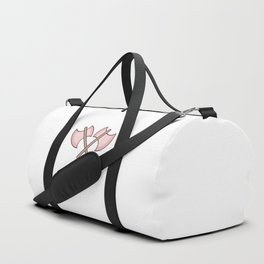 Cute Dungeons and Dragons Barbarian class Duffle Bag