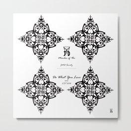 jody morgan design society Metal Print