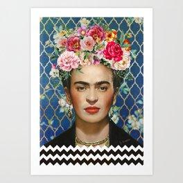 Forever Frida Kunstdrucke