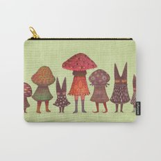 The Forest Lurkers Carry-All Pouch