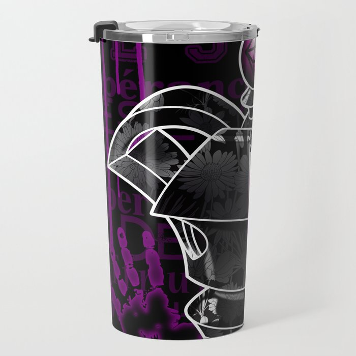 Dark Orb Travel Mug