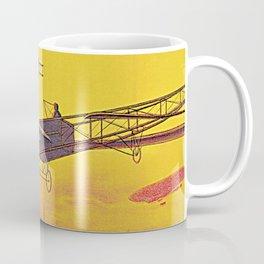 1910 Aviation week Lyon France Coffee Mug