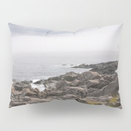 up the southern shore Pillow Sham