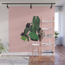 plants Wall Mural