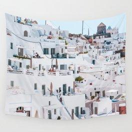 MYKONOS Wall Tapestry