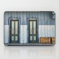 bathroom iPad Cases featuring Bathroom Doors by Agrofilms