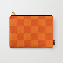 Orange Chex 2 Carry-All Pouch