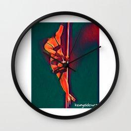 IraDomtrix 1 Wall Clock