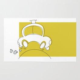 Taxi Rug