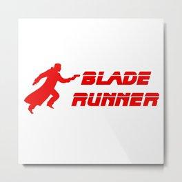 blade runner Metal Print