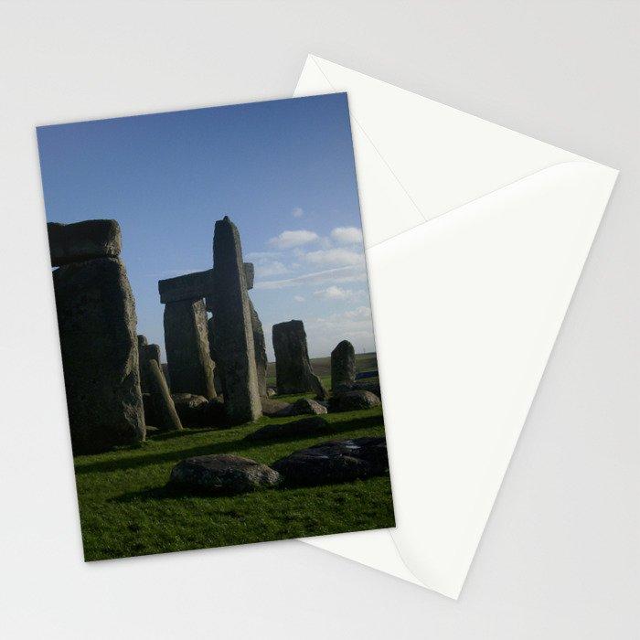 Stone Henge Stationery Cards