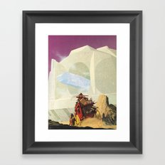 The Wild West Guide To The Galaxy #219 Framed Art Print