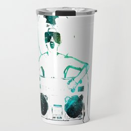 ART, POP, TECH Travel Mug