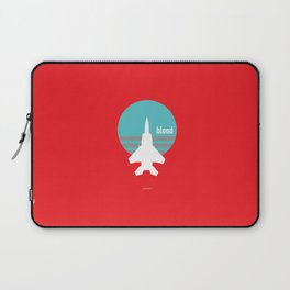 BLOOD Laptop Sleeve