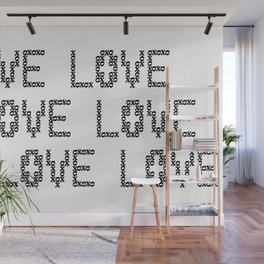 So Much Love to Give 02 Wall Mural