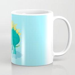 Stegosaurus and his Ball Coffee Mug