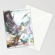 Bird Version II Stationery Cards