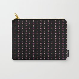 Poisoned Apple Print Carry-All Pouch