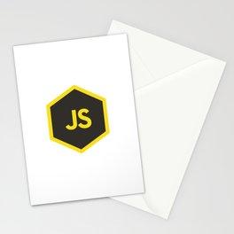 javascript js Stationery Cards