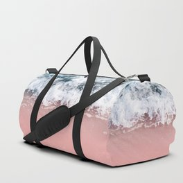 Ocean Beauty Dream - Crashing Waves #1 #wall #decor #art #society6 Duffle Bag