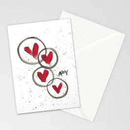 Love Connection Stationery Cards