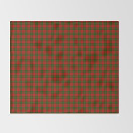 Drummond Tartan Throw Blanket