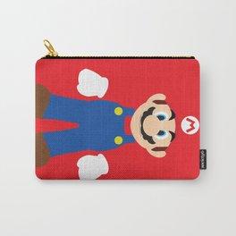 Mario - Minimalist - Nintendo Carry-All Pouch