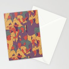 Rave from nineties Stationery Cards