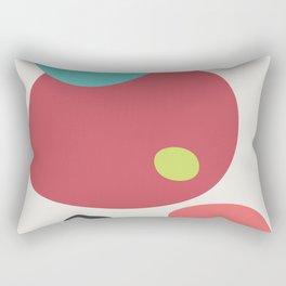 Abstract No.12 Rectangular Pillow