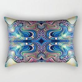 4D Days and 4D Nights  Rectangular Pillow