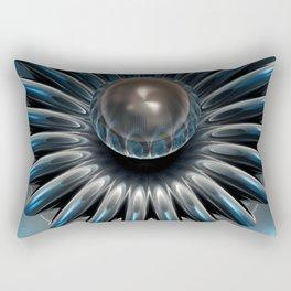 CropCirclesSixty Rectangular Pillow