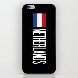 Netherlands: Dutch Flag & Netherlands iPhone Skin