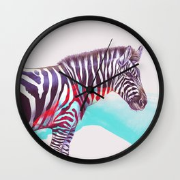 Adapt to The Unknown #society6 #decor #buyart Wall Clock