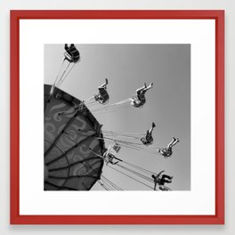 G-Force Framed Art Print