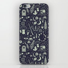 Fairy Garden: Midnight iPhone Skin