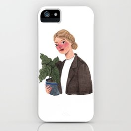 Antonieta iPhone Case