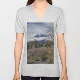 Just Another Beautiful Day Unisex V-Neck